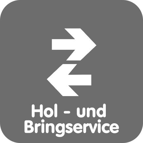Hol - und Bringservice